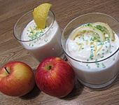 Apfel - Zitronen - Creme (Bild)