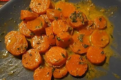 Karottengemüse 1