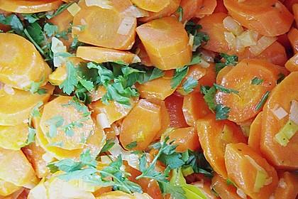 Karottengemüse 7