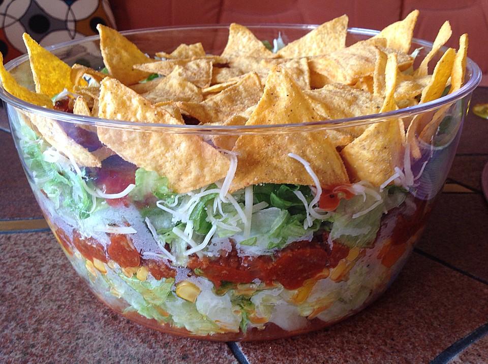 Taco Salat Von Daaniel Chefkoch