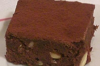 Cinnamon Brownies (Bild)