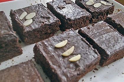Cinnamon Brownies 25