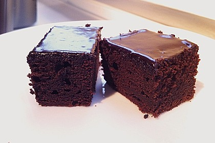 Cinnamon Brownies (Bild)