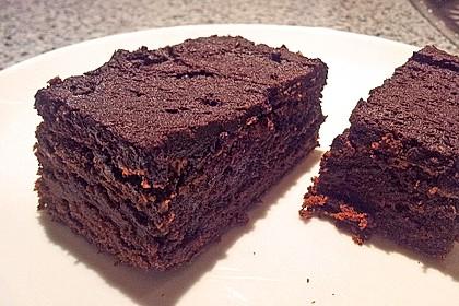 Cinnamon Brownies 22