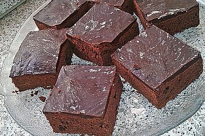 Cinnamon Brownies 20