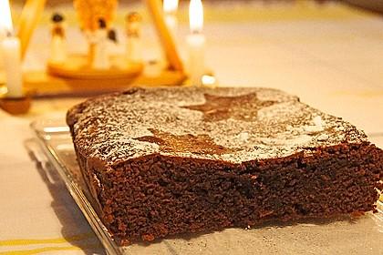 Cinnamon Brownies 10