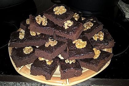 Cinnamon Brownies 12