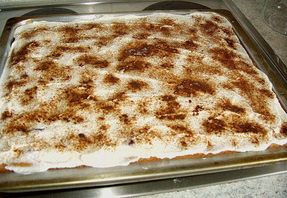 Tassenkuchen Mit Kirschen Von Pueppi2 Chefkoch De