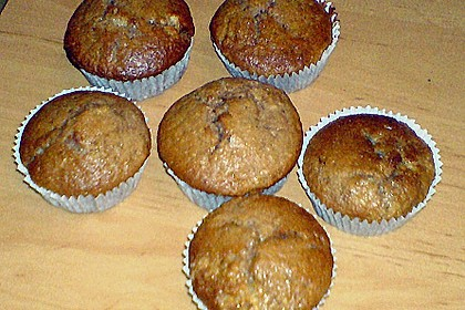 Mirjams Surprise - Schokoladen - Muffins 1