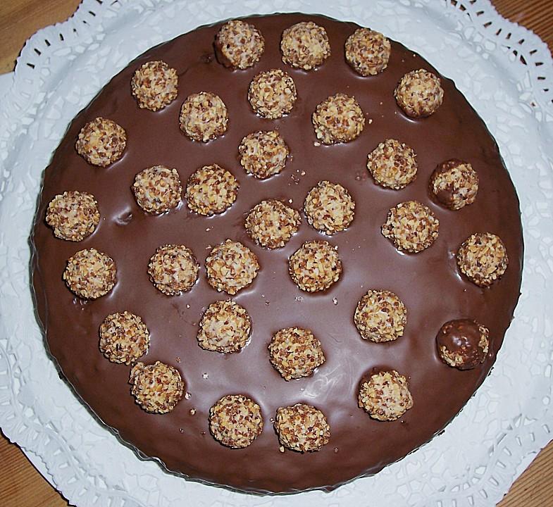 Spanische Vanille Torte Von Pueppi2 Chefkochde