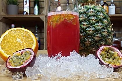 Targa 911 – alkoholfreier Cocktail