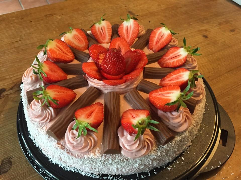 Yogurette Torte Von Dani Sabsi1005 Chefkoch De