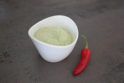 Scharfer Chili-Dip