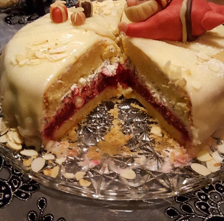 Mohn Marzipan Torte Von Nessi555 Chefkoch De