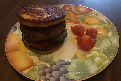 Low Carb Cheese-Burger 2