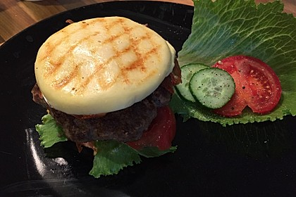 Low Carb Cheese-Burger