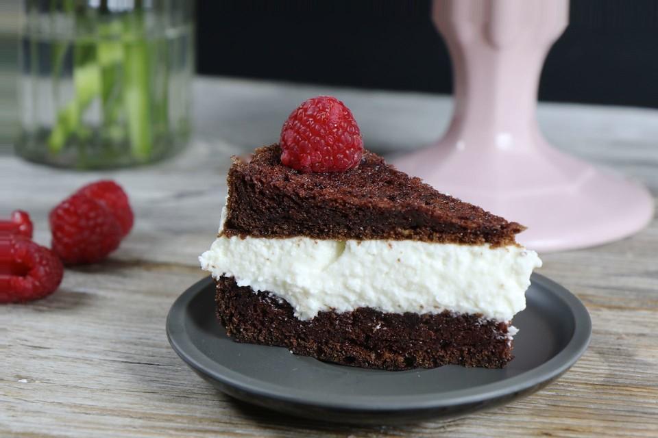 Low Carb Milchschnitten Torte Von Mrsflury Chefkoch De