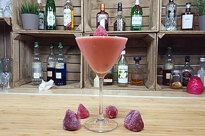 Virgin Strawberry - alkoholfreier Cocktail