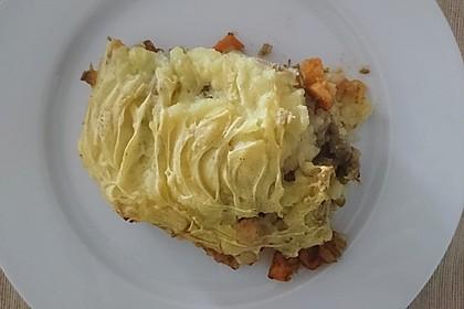 Vegane Shepherd's Pie mit Linsen 2