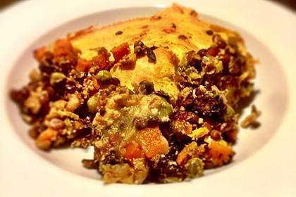 Vegane Shepherd's Pie mit Linsen 1