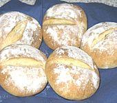 Buttermilchbrötchen (Bild)