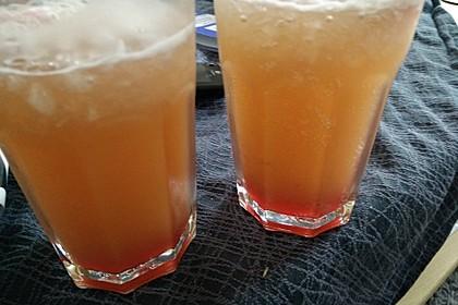 St. Kitts - alkoholfreier Cocktail (Bild)