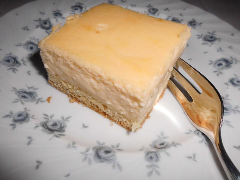 Käsekuchen Vom Blech Von Schnecke1805 Chefkoch