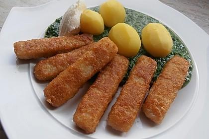 Backfisch mit Remoulade 1
