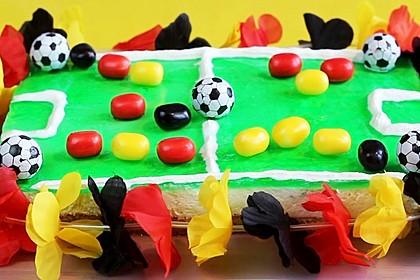 Fußball-EM-Torte