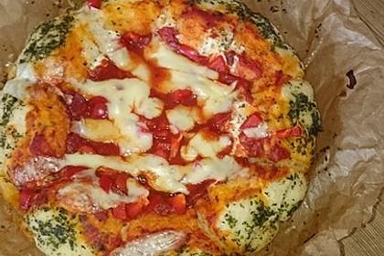 Vegetarischer Pizza-Dip 19