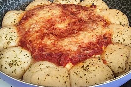 Vegetarischer Pizza-Dip (Bild)