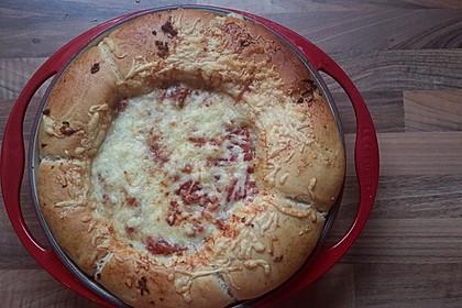 Vegetarischer Pizza-Dip 29