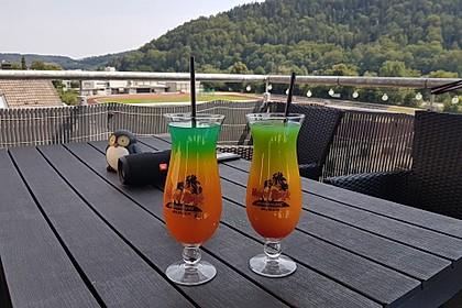 Rainbow Cocktail 2