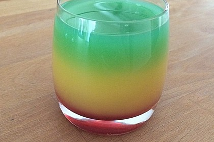 Rainbow Cocktail 4