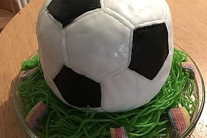 Fußball-Kuchen 1
