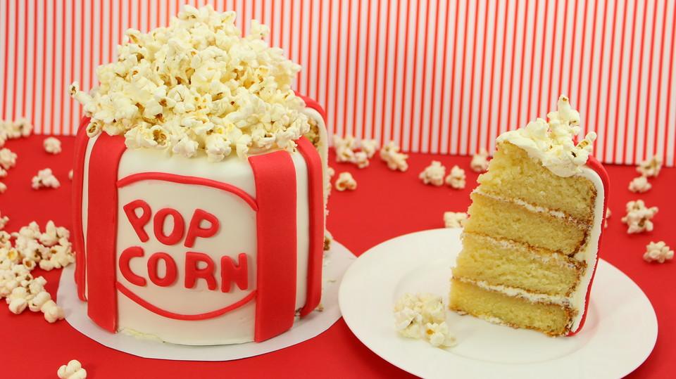 Popcorn Cake Von Amerikanisch Kochende Chefkoch De