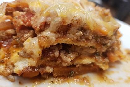 Alex' Low-Carb-Lasagne