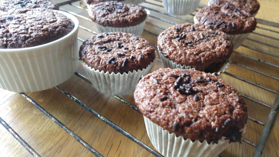 Low Carb Kokos Haselnuss Muffins Von Adenoid Chefkoch De