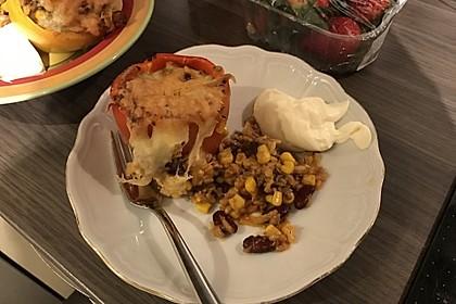 Gefüllte Paprika – Mexican Style 14
