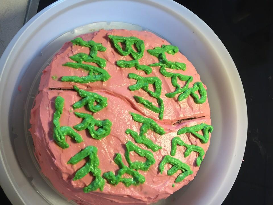 Hagrids Geburtstagstorte Von M Winkler Chefkoch De