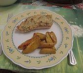 Parmesan-Zitronen-Wedges (Bild)