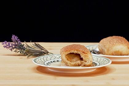 Süße Apfel-Ofen-Knödel