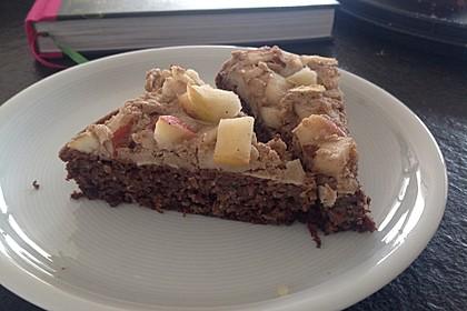 Gesunder Zucchini-Schoko-Kuchen 4