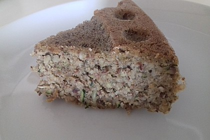 Gesunder Zucchini-Schoko-Kuchen 6