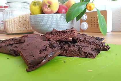 Süßkartoffel-Brownies 1