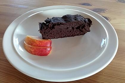 Süßkartoffel-Brownies 3