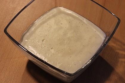 Hausgemachter Pudding Zitronen-Frischkäse 1