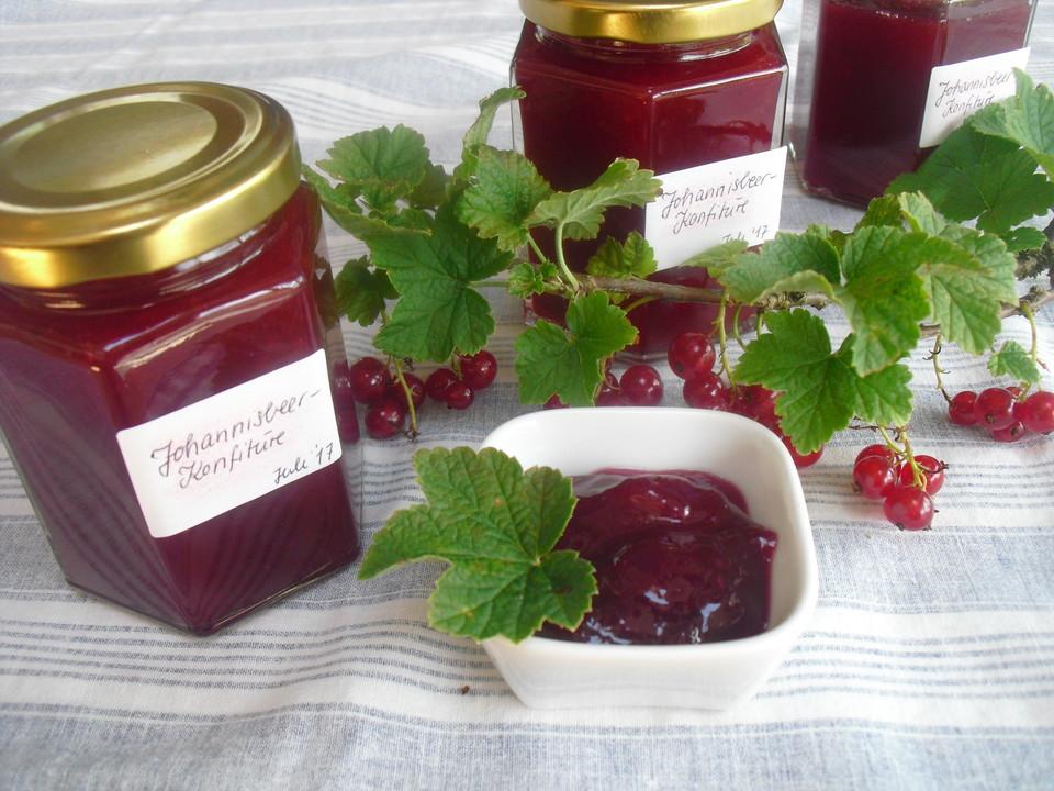 Rote Johannisbeer Marmelade Von Lindy26 Chefkoch