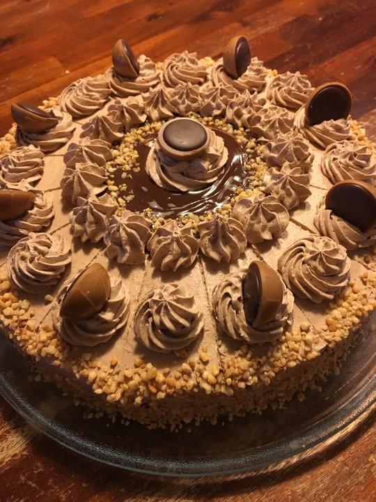 Toffifee Torte Von Isa0604 Chefkoch De