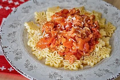 Pasta mit Salsiccia 1